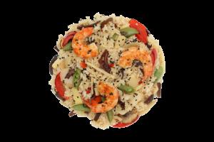 Рис з креветками<b>350г</b>